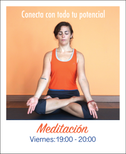 Clases de Meditacion