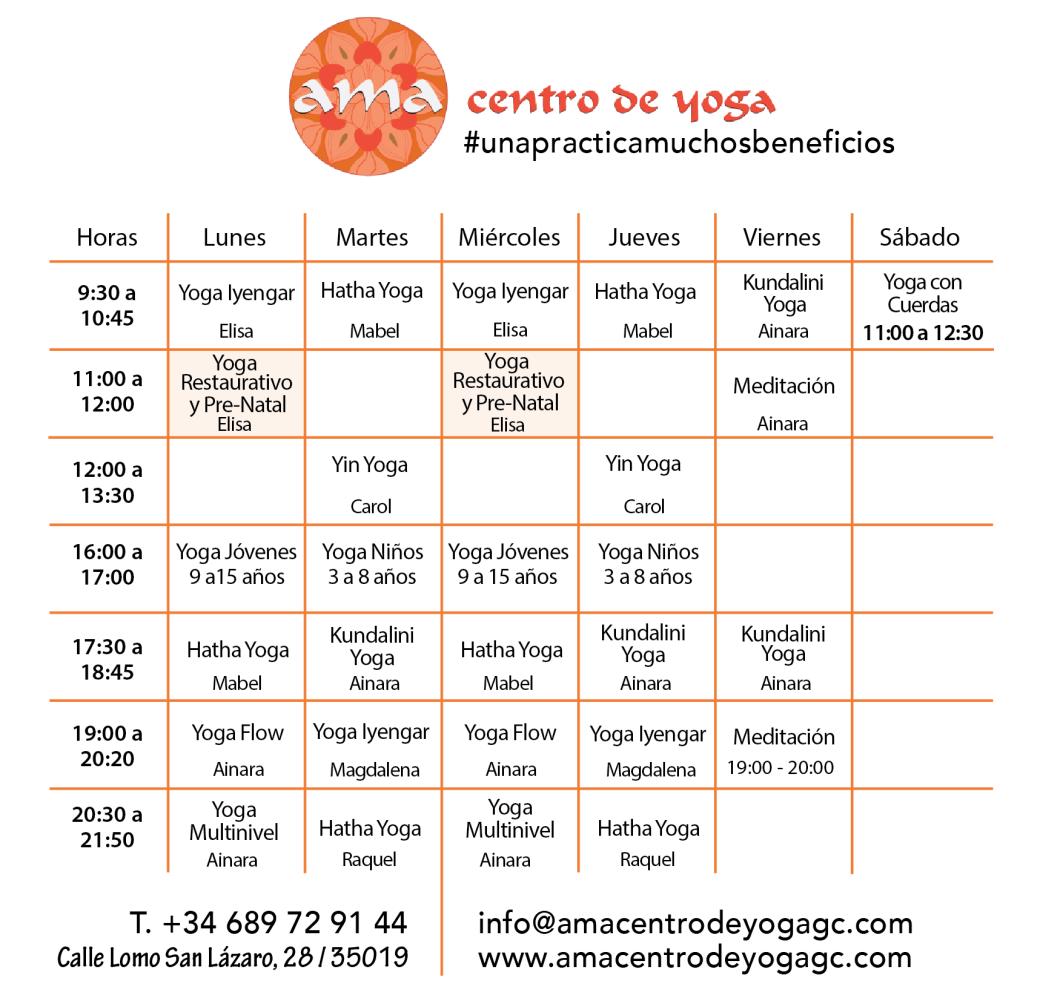 horario ama 2019-02